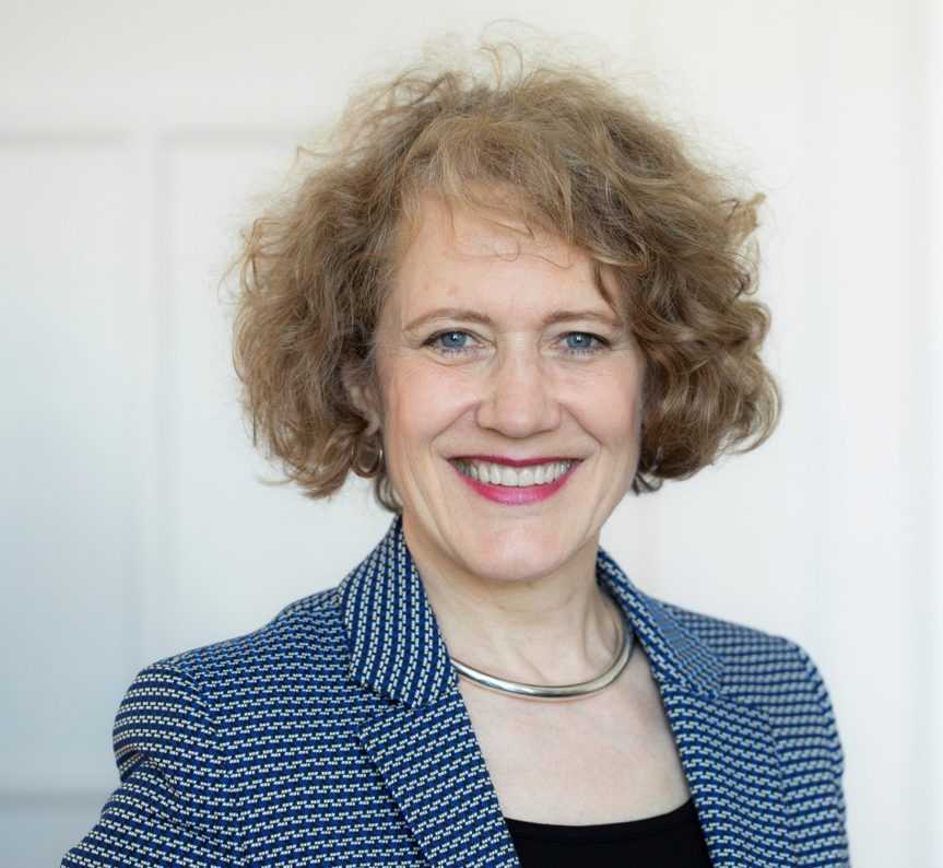 Corine Mauch, Mayor of Zurich and ETH Zurich alumna   ETH Centre for Students & Entrepreneurs