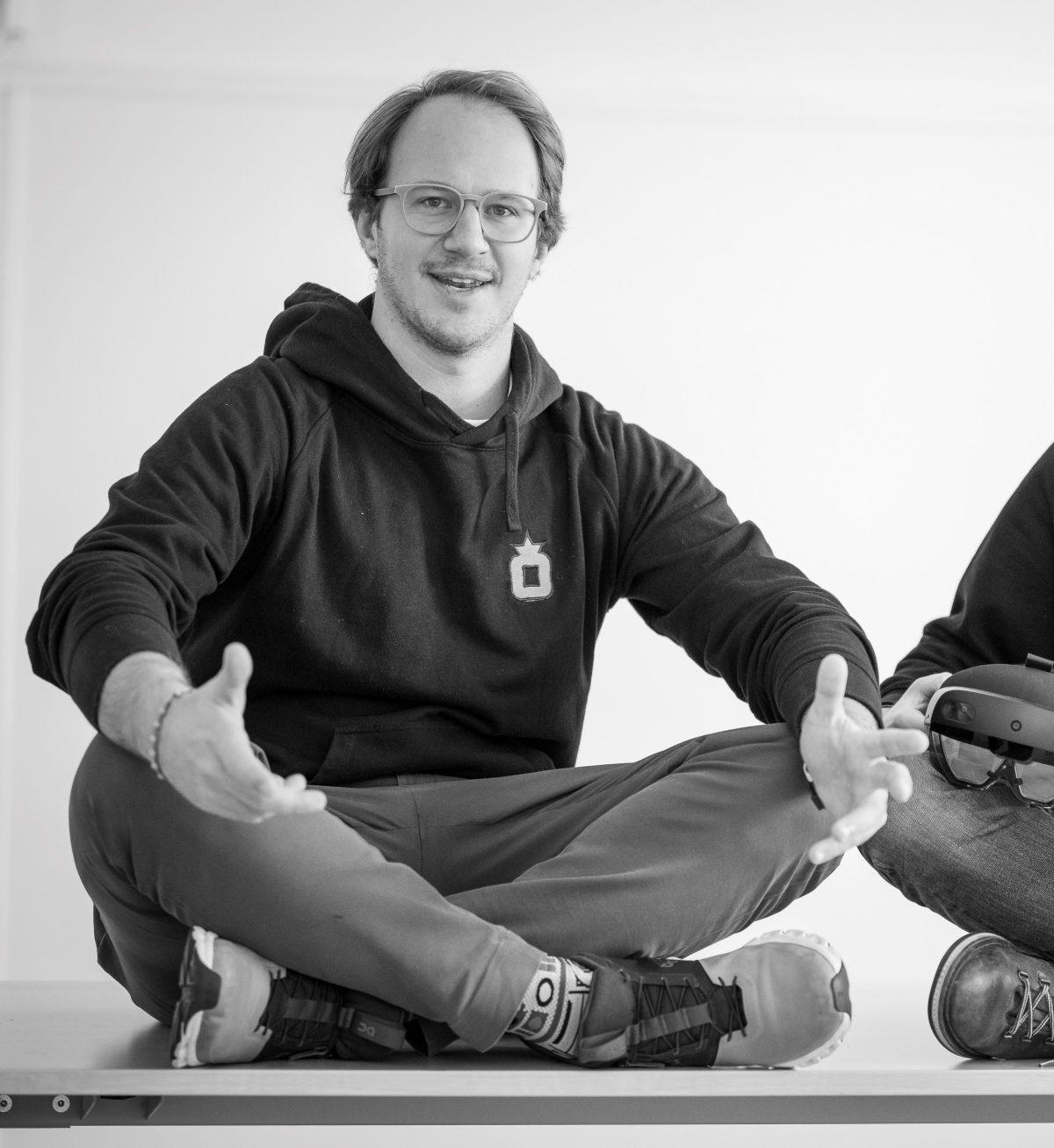David Shapira, Co-Founder of Rimon Technologies   ETH Centre for Students & Entrepreneurs