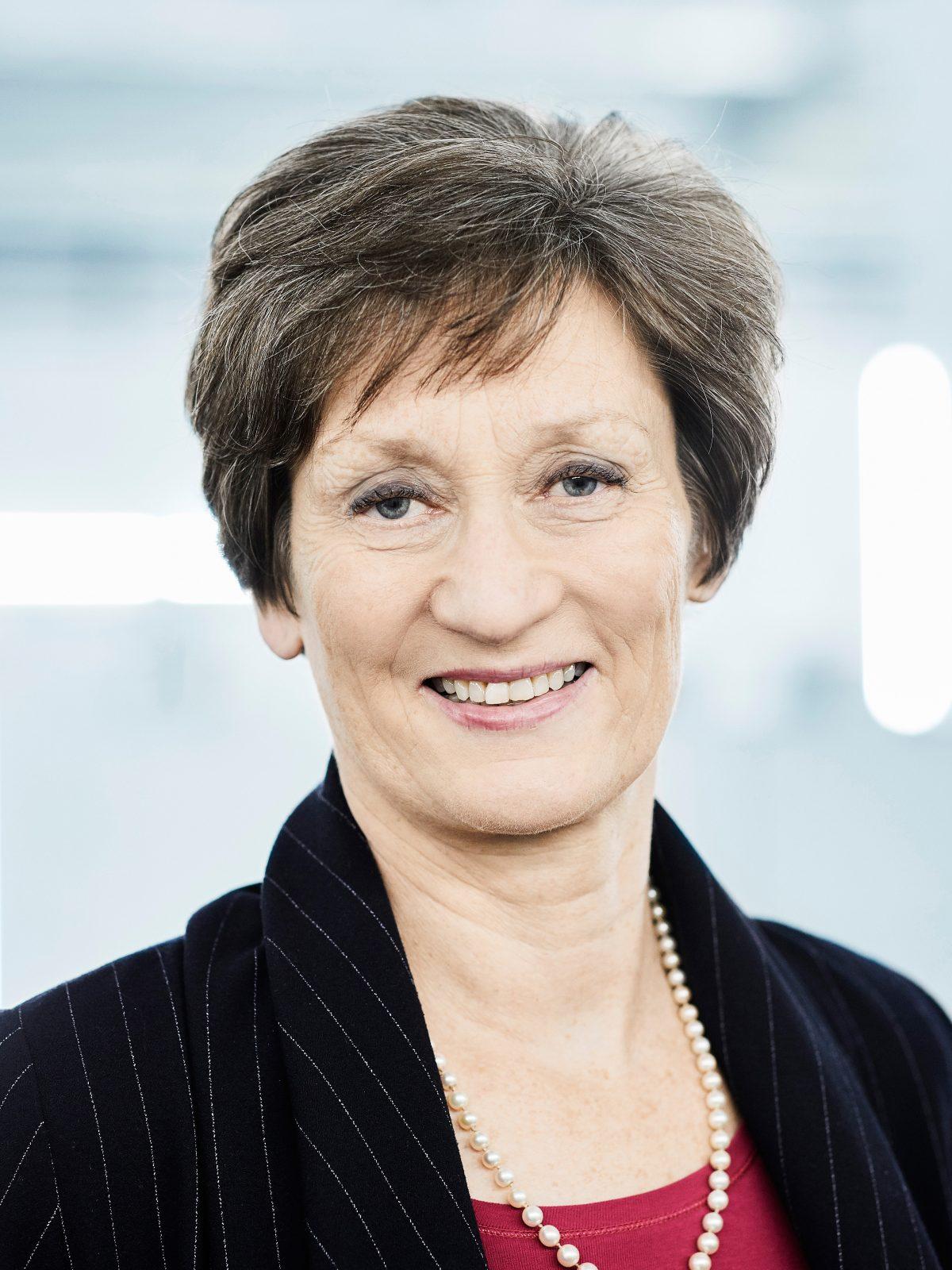 Prof. Dr. Dr. h.c. mult. Sarah M. Springman, Rector of ETH Zurich   ETH Centre for Students & Entrepreneurs