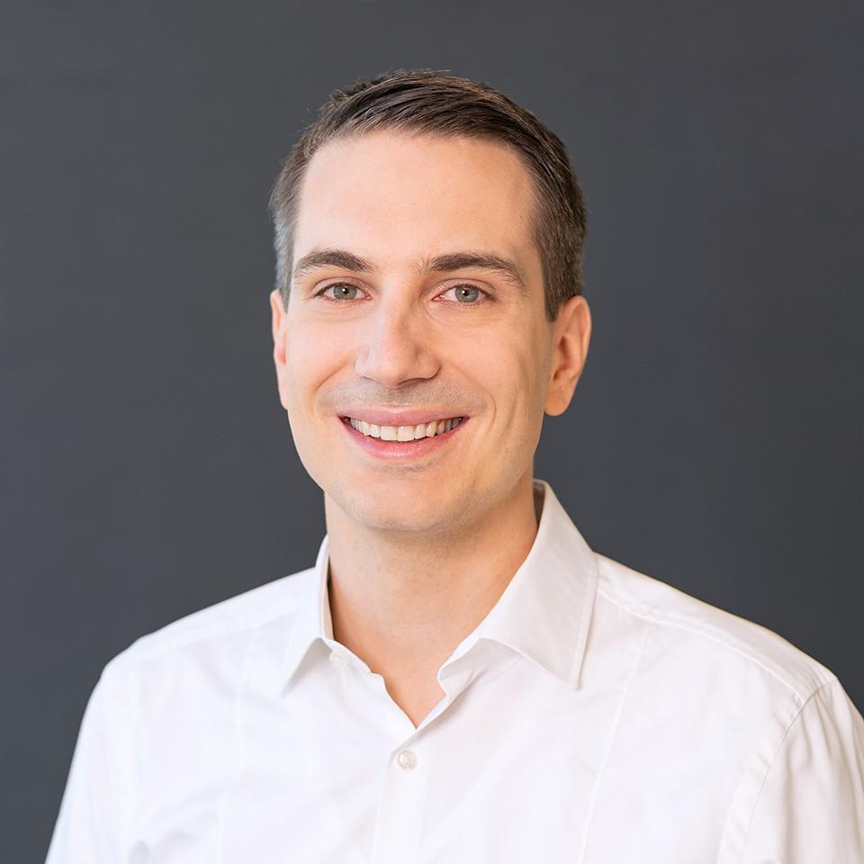 Stephan Wehrli, investor in healthtech and partner at Zühlke Group   ETH Centre for Students & Entrepreneurs